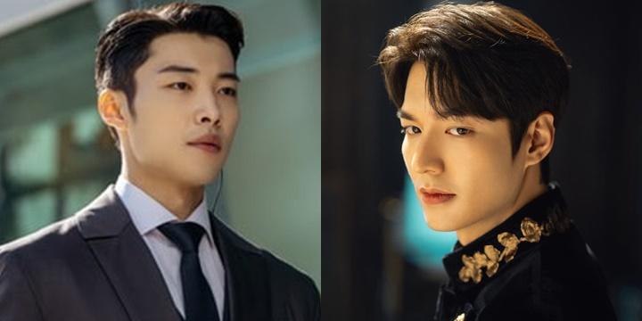 Woo Do Hwan Dan Lee Min Ho