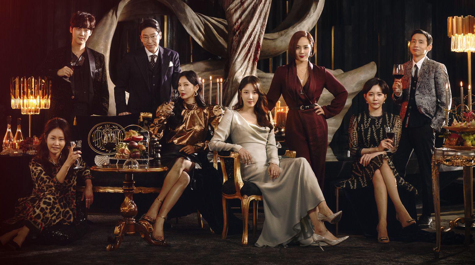 Penthouse là phim Hàn Quốc có rating cao nhất của đài SBS năm 2021